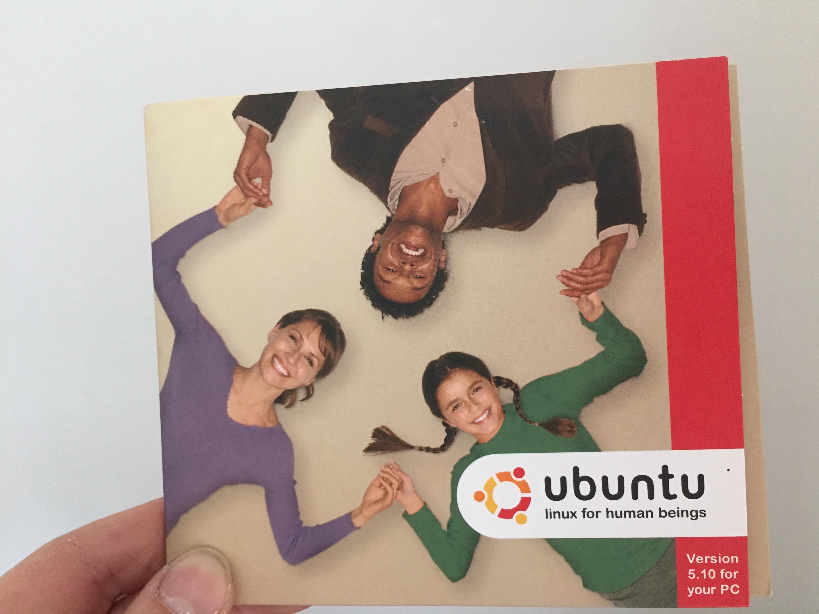 Ubuntu 5.10 Breezy Badger for Desktops