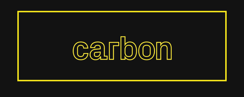 Carbon - Create and share beautiful images of your source code