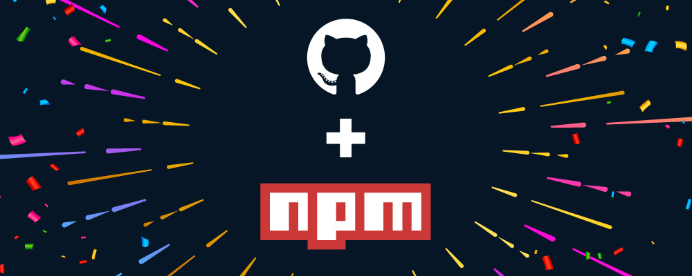 npm is joining GitHub
