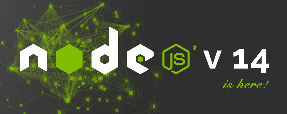 Life-changing! Node.js version 14 is available now