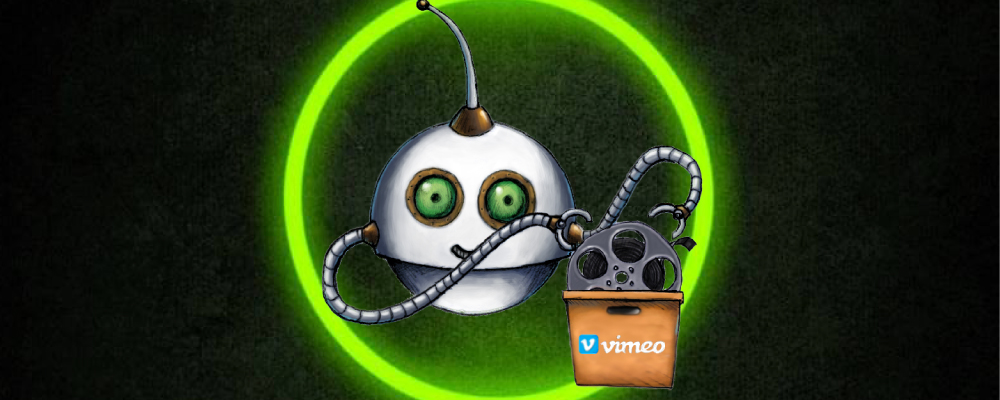 Meet our new /vimeo/store Robot