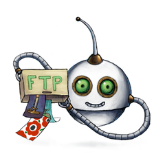 Our /ftp/import Robot