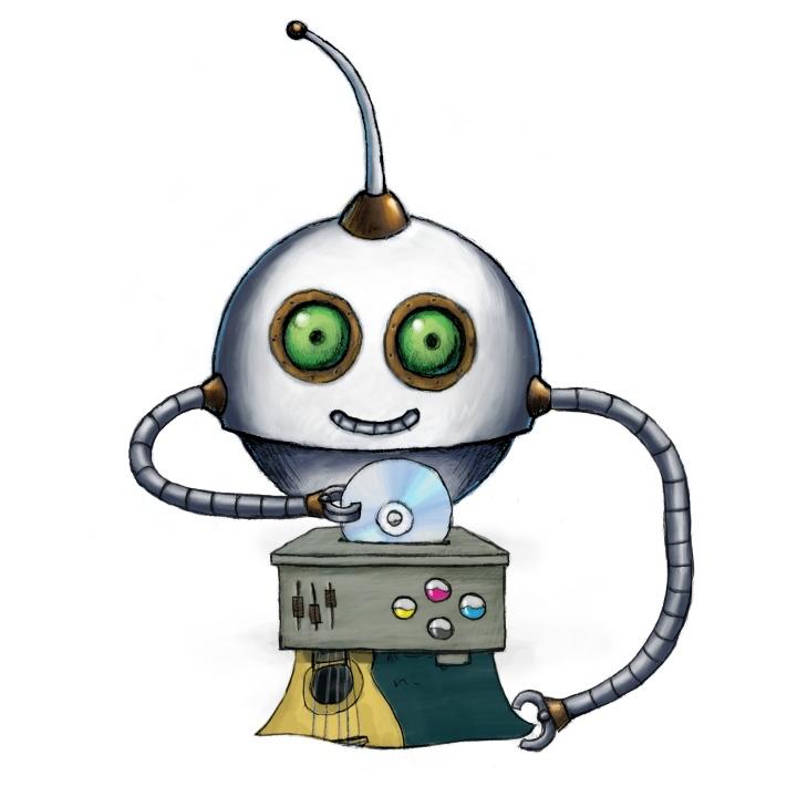 Our /audio/artwork Robot