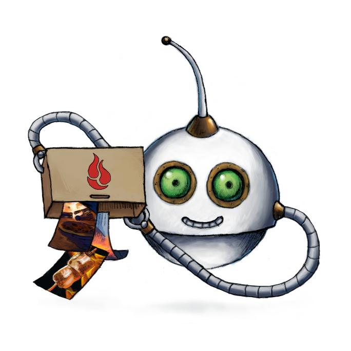 Our /backblaze/import Robot