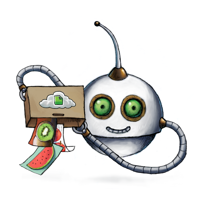 Our /cloudfiles/import Robot