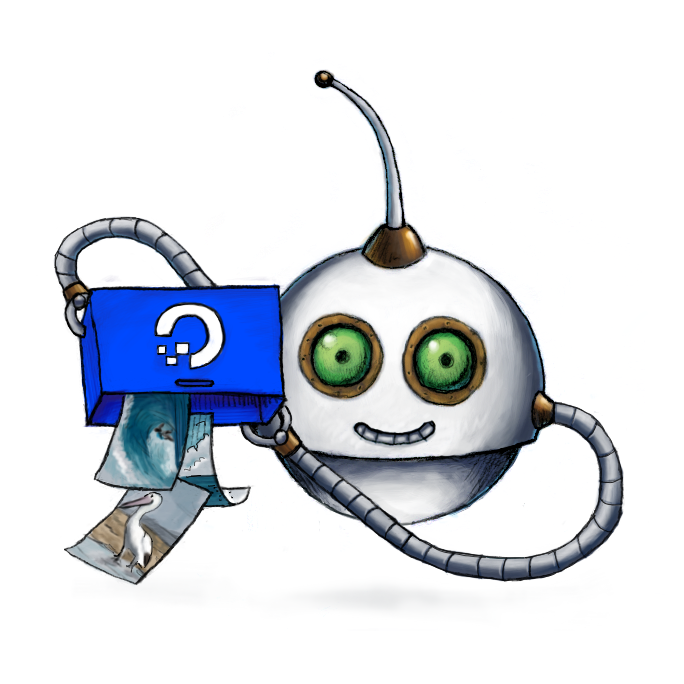 Our /digitalocean/import Robot