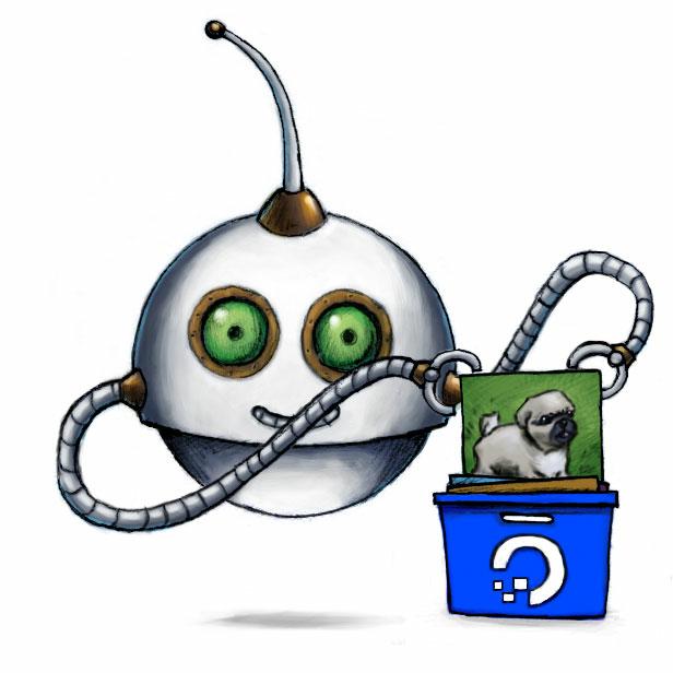 Our /digitalocean/store Robot