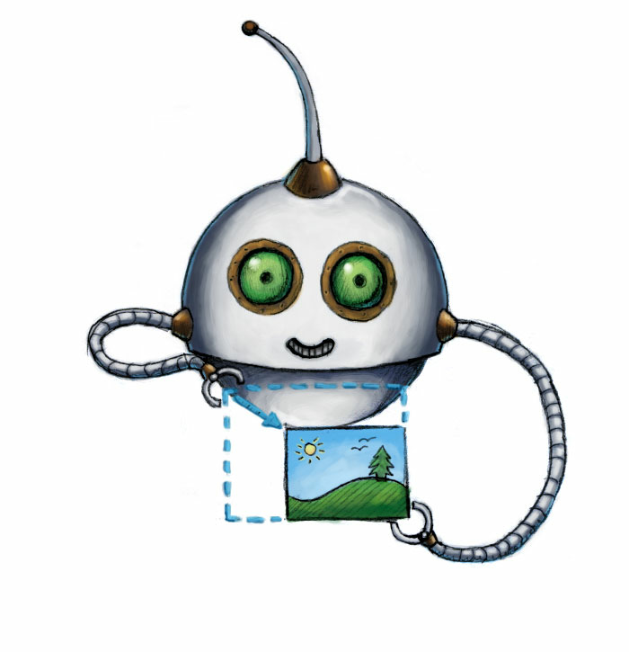 Our /image/resize Robot