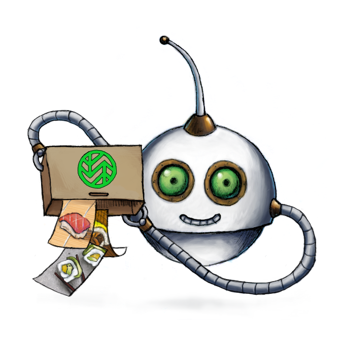 Our /wasabi/import Robot